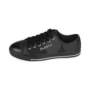 Chaussure Homme Carreaux noirs