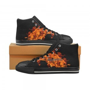 Chaussures Homme Flammes Majesty's