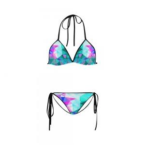 Maillot de bain femme - Bikini Turquoise