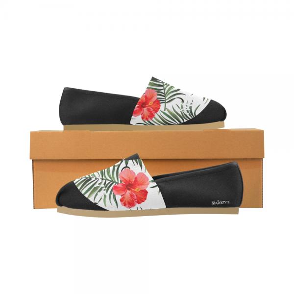 Chaussure Femme - hibiscus
