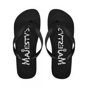 sandale noire majesty's Homme & Femme