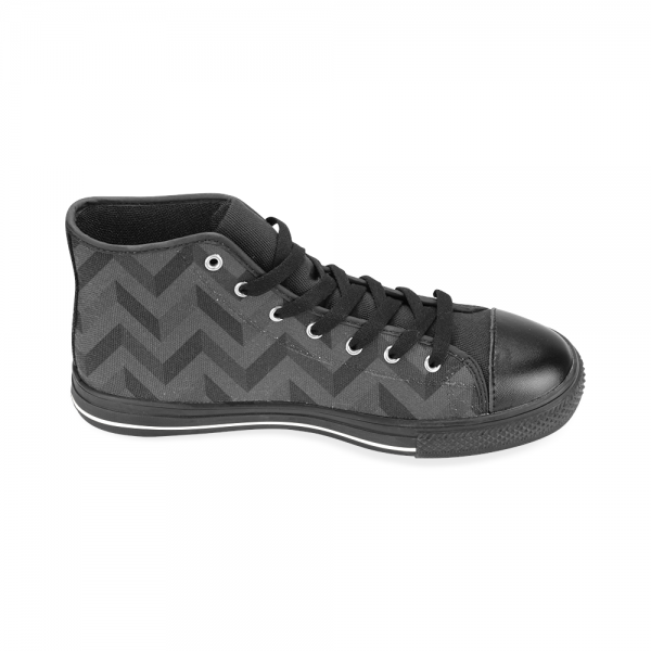 Chaussures montante Majesty's Slalom Noir Homme