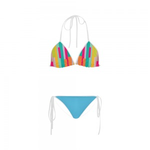 Maillot de bain femme - rainbow Bikini