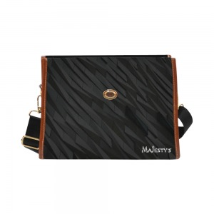 Sac bandoulière Majesty's - onyx Waterproof