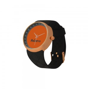 Montres Majesty's Orange