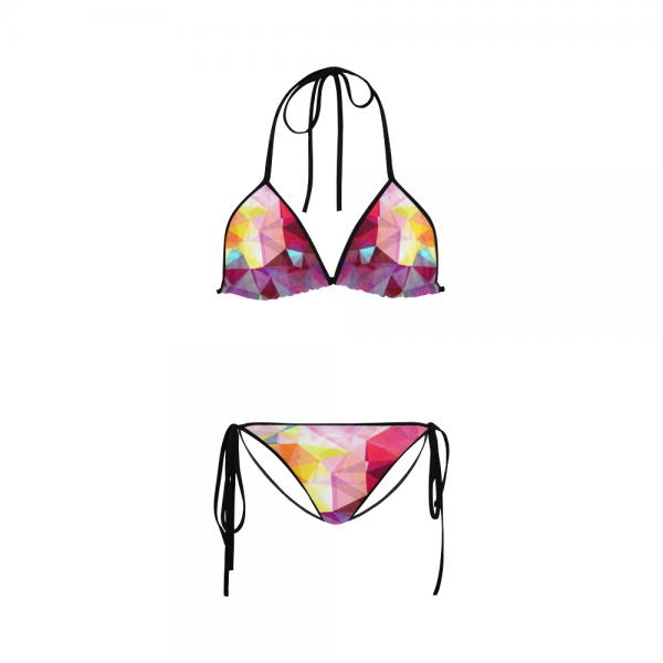 Maillot de bain femme - Bikini rubis